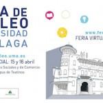 Feria de Empleo de la Universidad de Málaga.