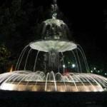 Fuente de Las Granadas en Granada