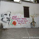 Grafitis de Granada