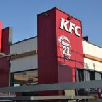 Nuevo KFC en Málaga