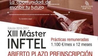 Master Universitario de informática aplicada a las telecomunicaciones móviles