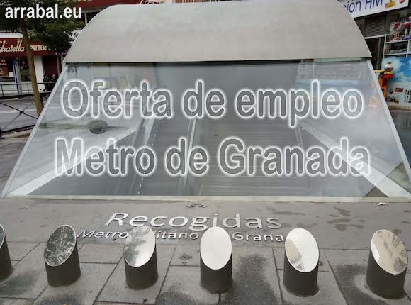 Oferta de trabajo para el Metropolitano de Granada