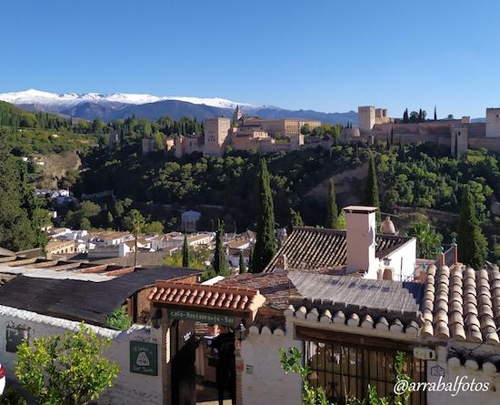 Mirador de San Nicolás de Granada