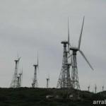 Molinos de viento en Tarifa