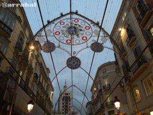 Alumbrado de Navidad en Málaga 2018/2019