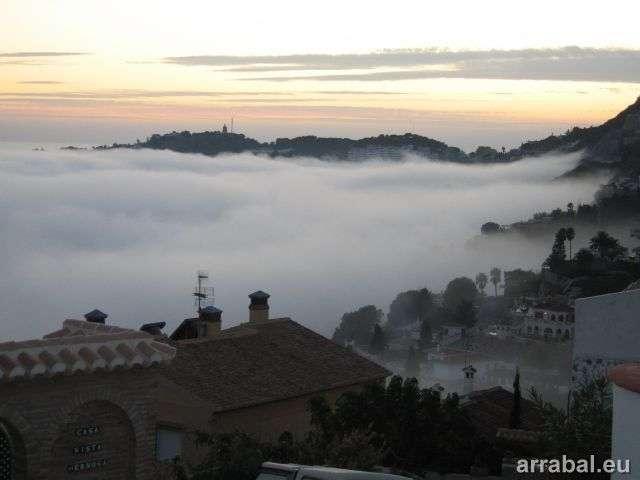 Niebla en Cotobro y Marina del este