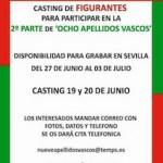 Casting para Nueve Apellidos Vascos