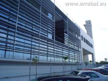 nuevo edificio de Trafico en malaga