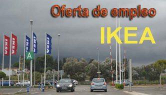 Oferta de empleo en IKEA