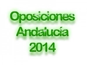 Oposiciones Secundaria Andalucía 2014