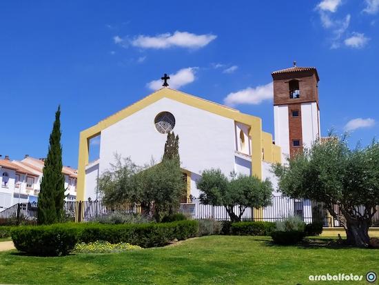 Parroquia Colonia Santa Inés en Málaga