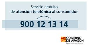 Servicio gratuito de atención teléfonica al consumidor