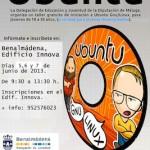 Taller gratuito en Benalmadena de Iniciación a Ubuntu