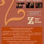 Taller de Zarzuela en la Universidad de Granada