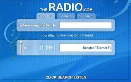 theradio.com musica gratis
