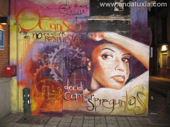 grafiti sin respuestas