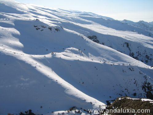Cursos esqui Sierra Nevada