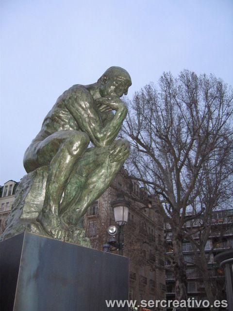 Exposición de Auguste Rodin en Puerta Real