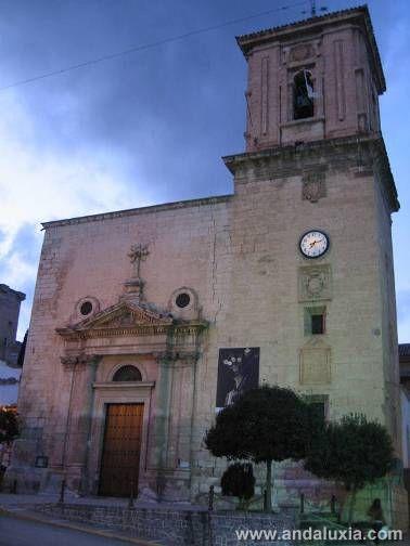 Iglesia de Jodar