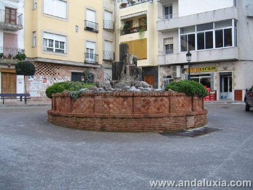 Plaza en Bedmar