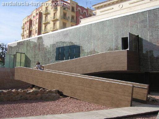 Centro de Interpretacion del teatro Romano de Málaga