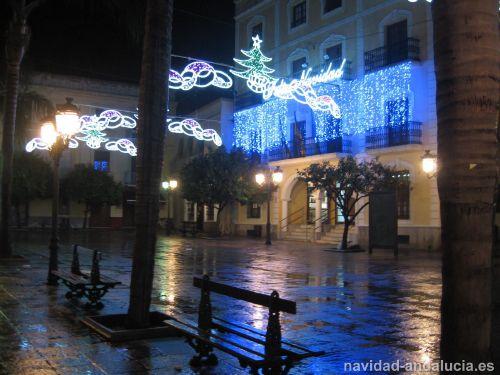 fotos de navidad de Almunecar