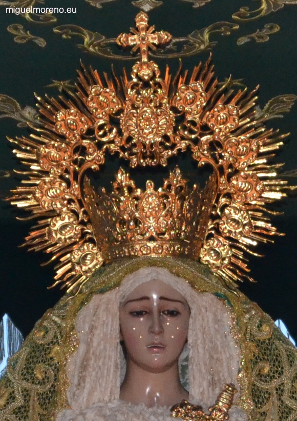 Lagrimas Virgen Esperanza