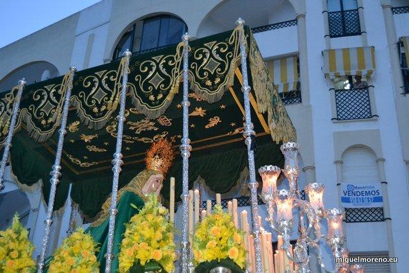 Manto Virgen Esperanza