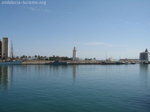 La Farola de Málaga en 2008