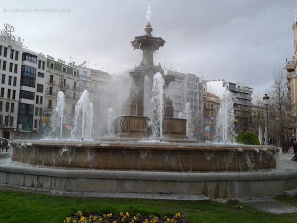 Fuente de la Batallas de Granada