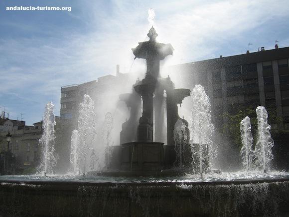 Fuente de las Batallas de Granada