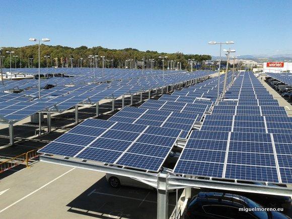 Placas solares de Ikea Málaga