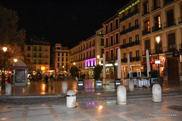 Plaza Nueva de Granada