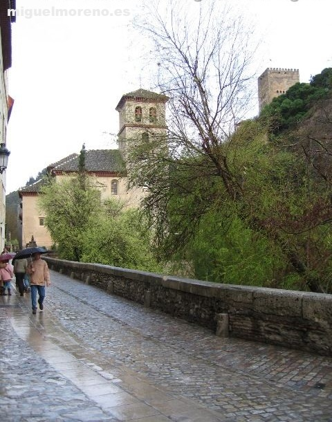 Carrera del Darro de Granada