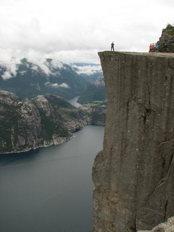 El Pulpito en Noruega