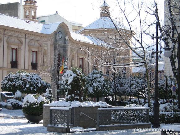 Palacio de Bibataubín de Granada