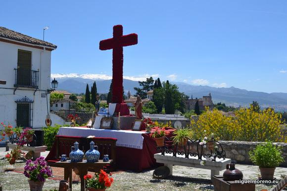 Cruz del Mirador de San Cristobal