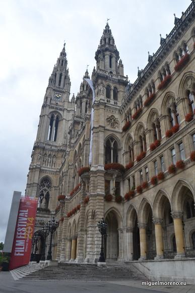 Ayuntamiento de Viena, Wiener Rathaus