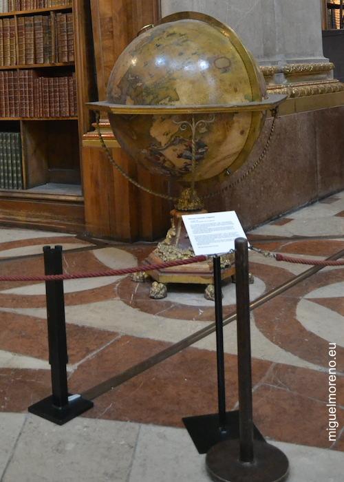 globo barroco veneciano