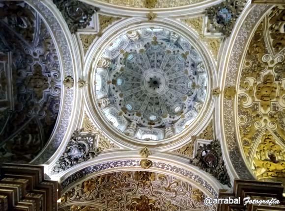 Cíºpula Basilica Virgen Angustias