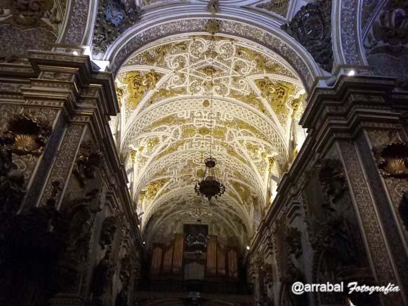 Nave Basilica Virgen Angustias