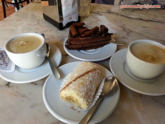 Pastelería Los Alpes,  ¿los mejores pasteles de lLa Carolina?