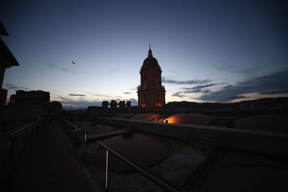 Visitas nocturnas a la Catedral de Málaga