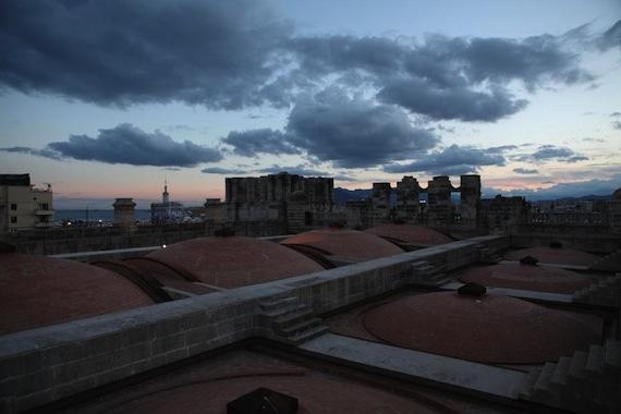 Desde el 12 de Mayo de 2015 se pueden visitar las bóvedas de la Catedral de Málaga.