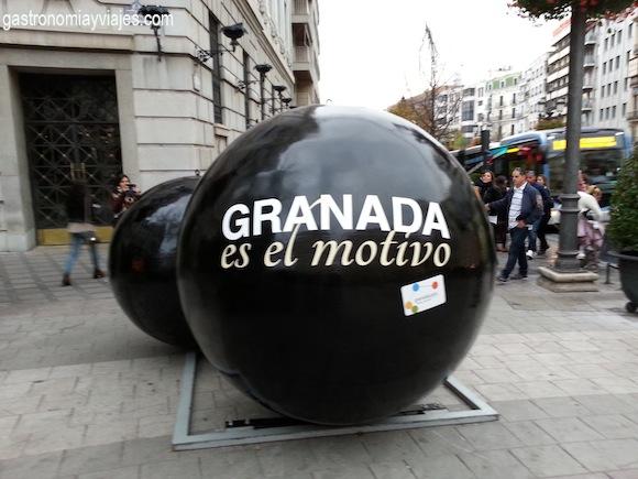 Granada es el motivo
