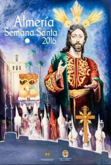 Cartel de la Semana Santa de Almería 2016
