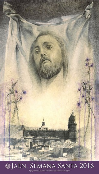 Cartel de la Semana Santa de Jaén 2016