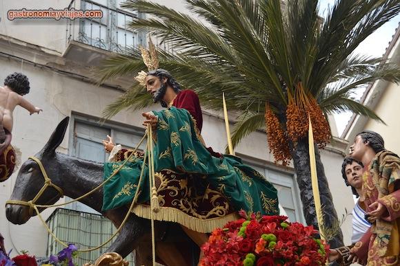 La Pollinica de Málaga