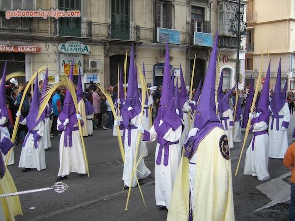 Nazarenos de La Pollinica