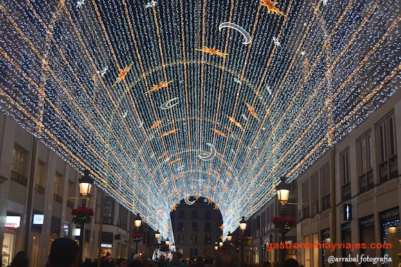 Chritsmas Lights Málaga 2016